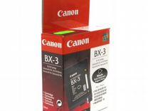 Картридж Canon BX-3, новый, оригинальный
