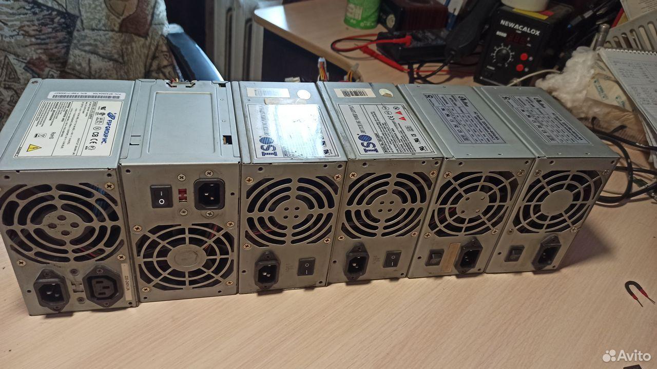 Блоки питания ATX 350w