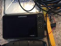 Эхолот Lowrance HDS-9 live