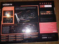 Видеокарта RX 580 Gigabyte 4 Gb — Товары для компьютера в Москве