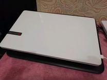 Ноутбук AMD A8, 8GB, SSD+HDD