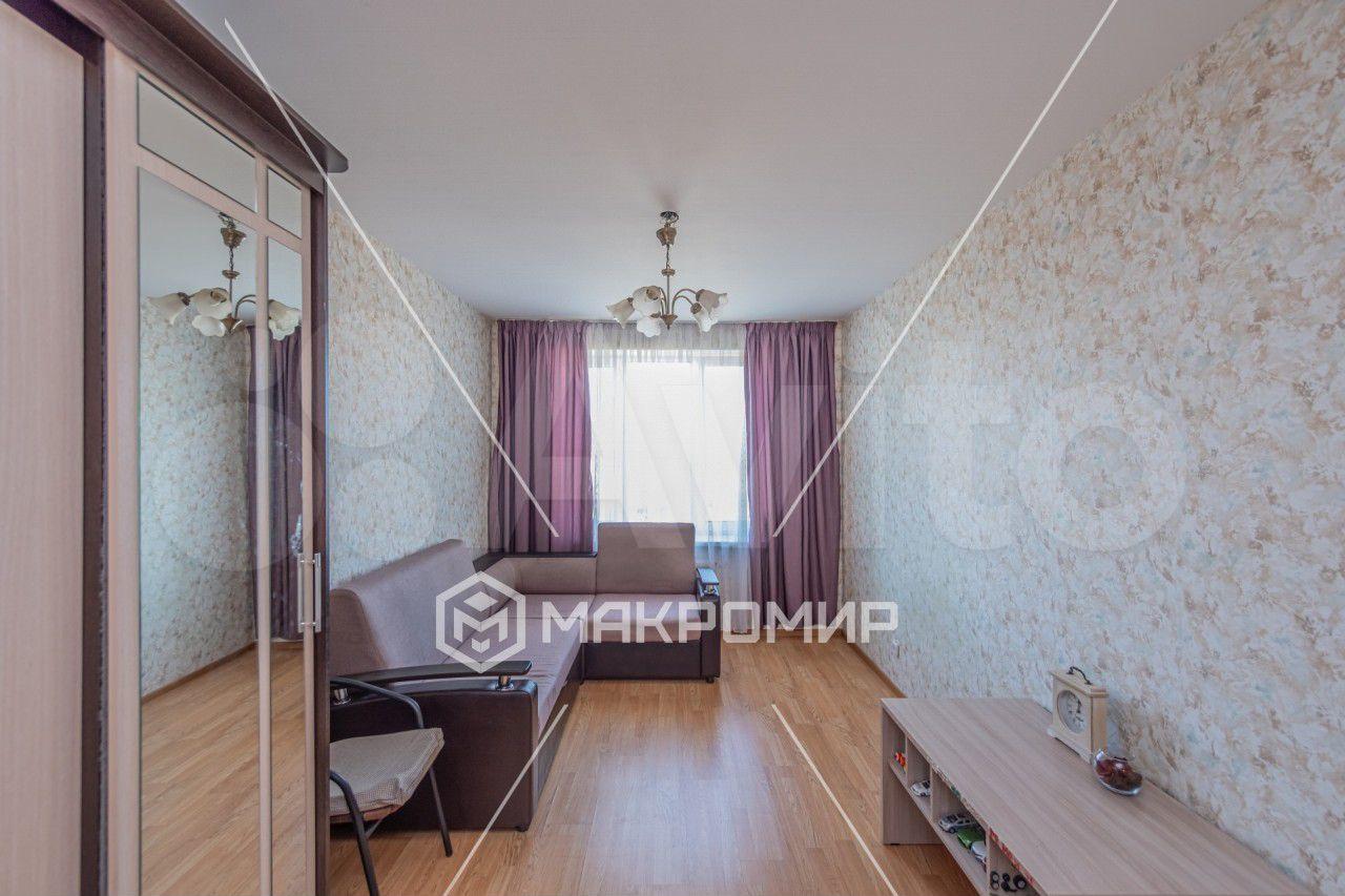 1-к квартира, 40.3 м², 12/12 эт.  89584143343 купить 2