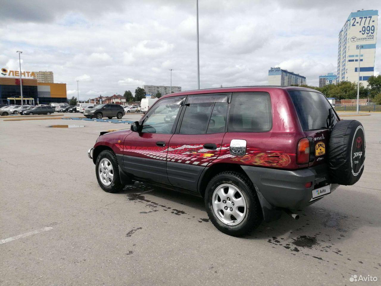Toyota RAV4, 1996  89134506233 купить 2