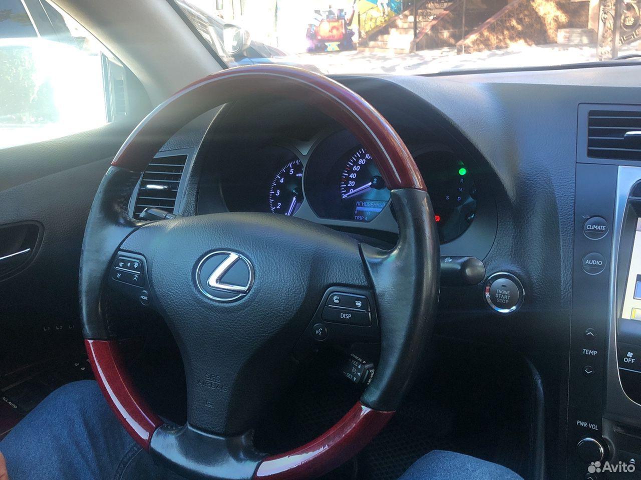 Lexus GS, 2010  89634048105 купить 5