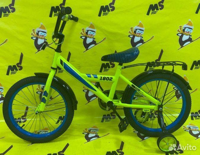 Велосипед Kids series 1802  89233159000 купить 2