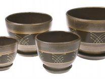 Набор Горшков керамических