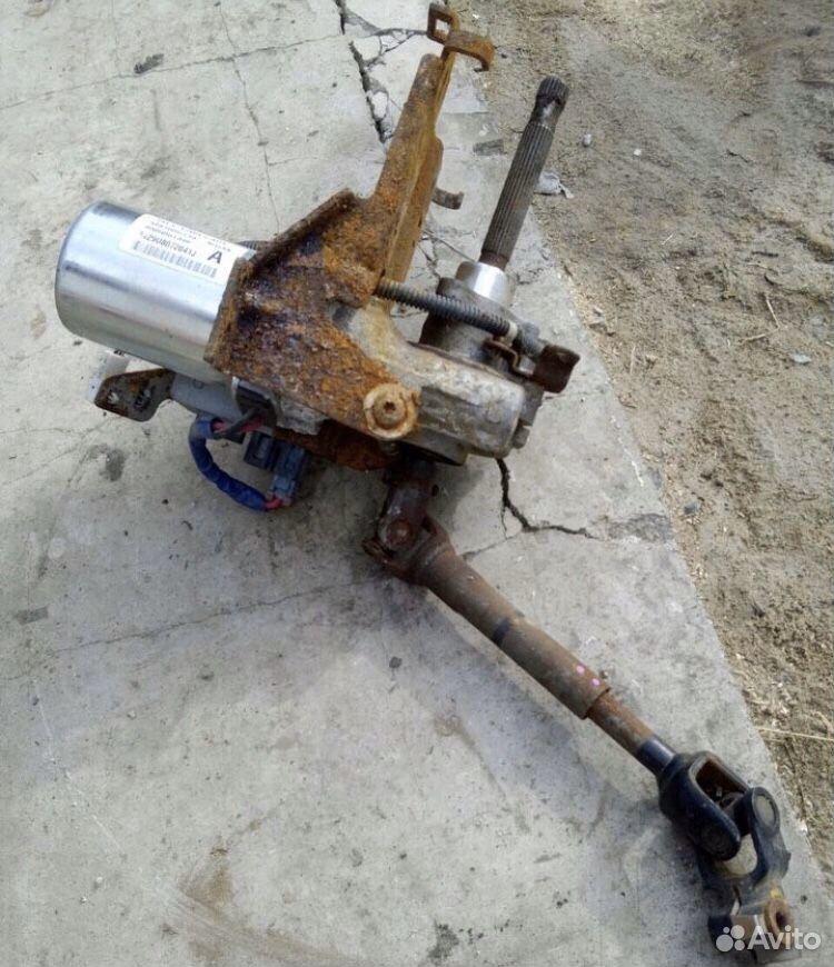 Электро усилитель руля ниссан ноут  89128328189 купить 1