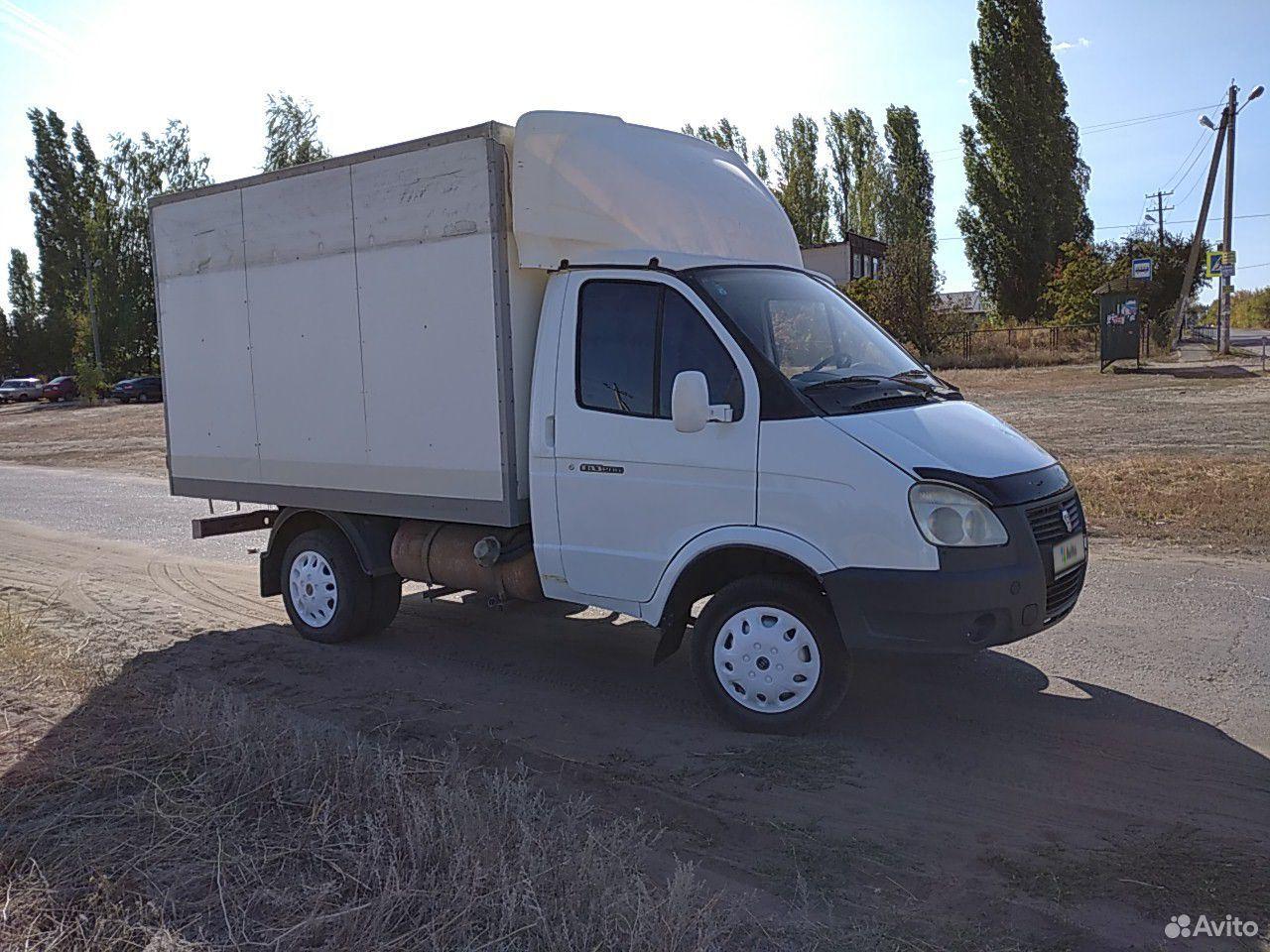 ГАЗ ГАЗель 2747, 2007  89587917803 купить 1