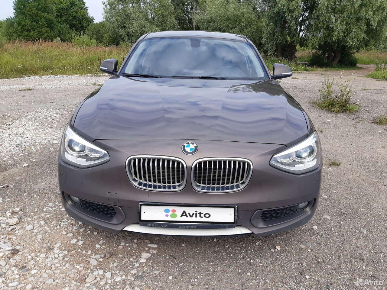 BMW 1 серия, 2013  89116117462 купить 1