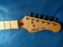 Гриф Stratocaster