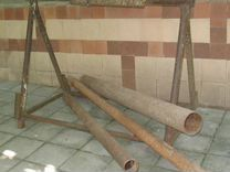 Трубы стальные, пвх Сантехника