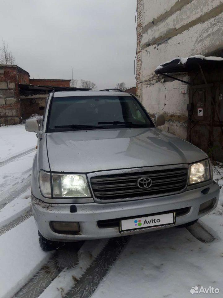 Toyota Land Cruiser, 1999  89030685203 купить 4