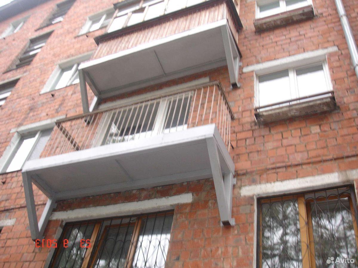 Ремонт входных групп, балконных плит, козырьков  89092920699 купить 5