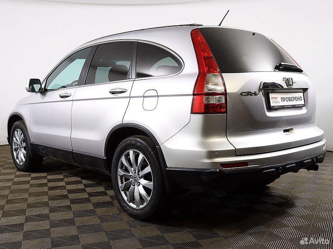 Honda CR-V, 2011  84954101966 купить 7