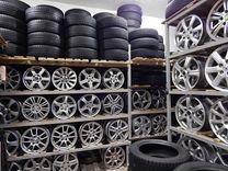 Японские шины и диски в наличии. Большой выбор