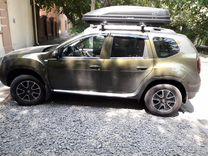 Бокс на Renault Duster (рейст) +монтаж — Запчасти и аксессуары в Краснодаре
