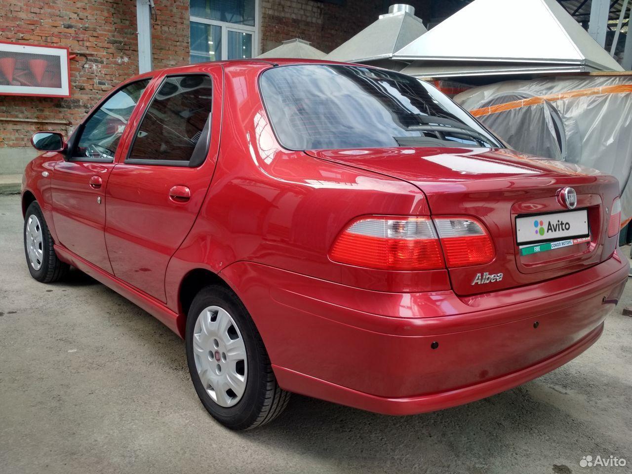 FIAT Albea, 2012  89526038808 купить 9