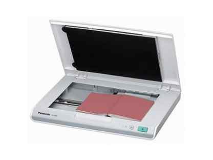 Планшетный сканер Panasonic KV-SS081 (A4, CIS, 600x600 dpi, USB2.0)