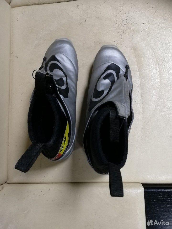 Ботинки лыжные фирмы Salomon  89004045793 купить 4
