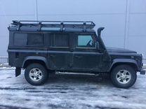 Багажник экспедиционный Land Rover Defender 110 — Запчасти и аксессуары в Санкт-Петербурге