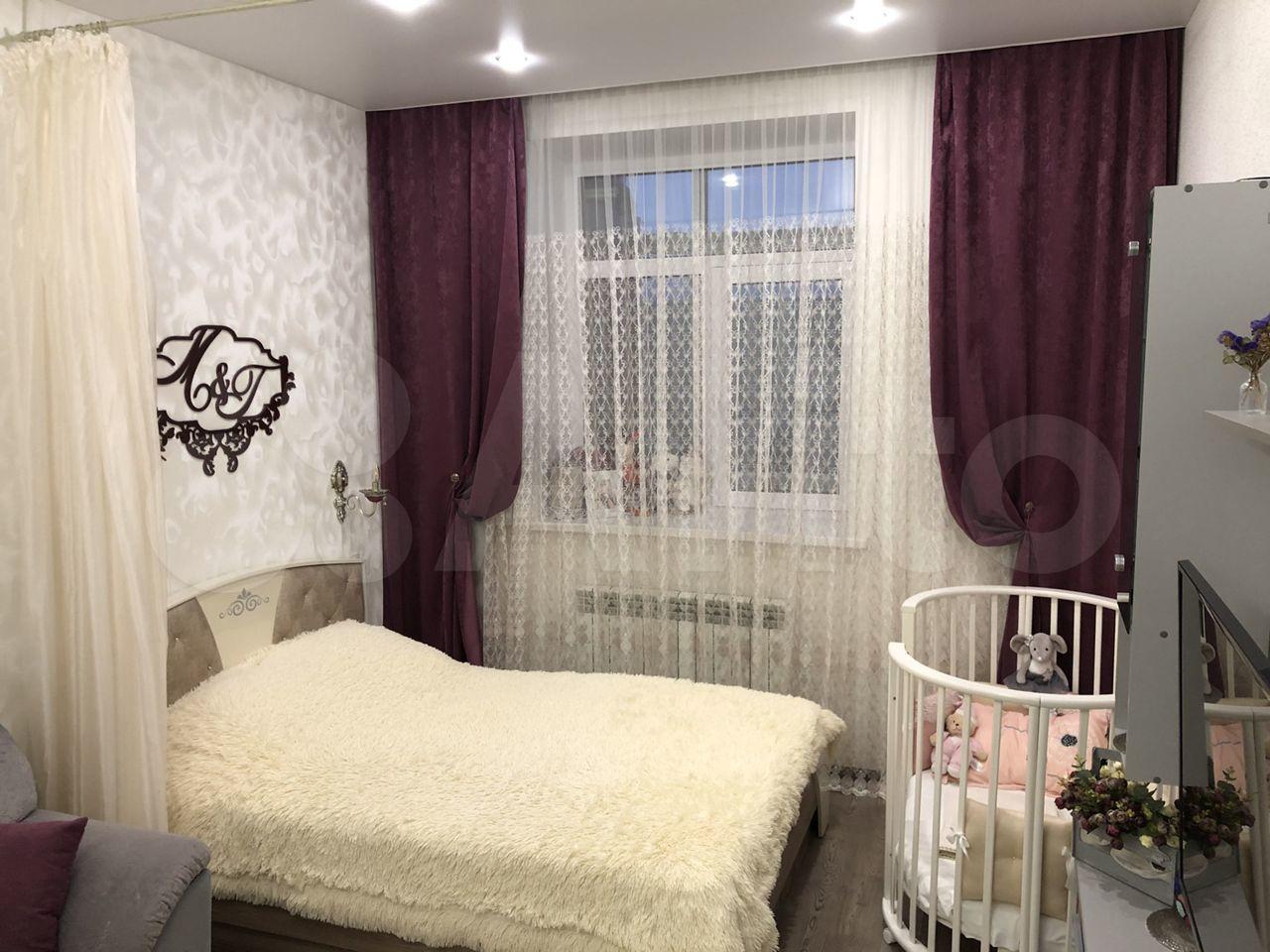 1-rums-lägenhet 42 m2, 1/4 FL.  89063940544 köp 2