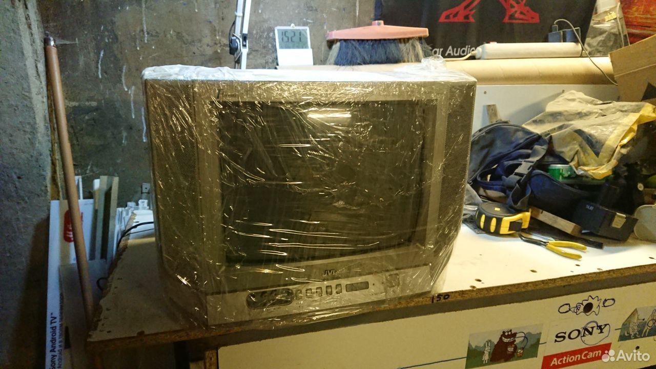 Продам телевизор jvc диагональ 35см