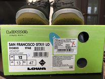 Треккинговые кроссовки lowa San Francisco