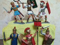 Солдатики Marx (маркс) 150мм. Римляне