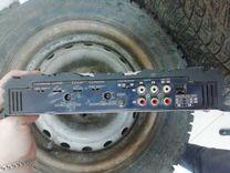 Автомобильный уселитель Kenwood KAC-6401 — Запчасти и аксессуары в Саратове