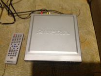 DVD проигрыватель DVS-102Х supra