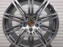 Новые диски Porsche Cayenne R20. NEW