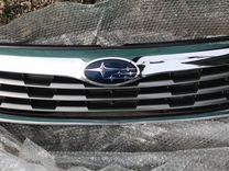 Решетка радиатора Subaru forester 08-12