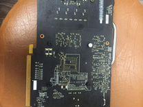 Видеокарта MSI nVidia GeForce GTX 1060 armor 6G OC
