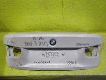 Крышка багажника BMW 3 F30 12-18г 13767