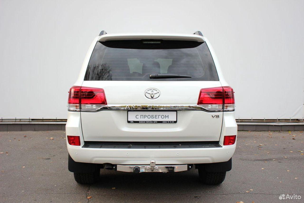 Toyota Land Cruiser, 2019  84822396411 купить 6