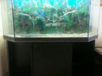 Продам польский аквариум 400 литров