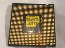 Процессор Intel Xeon E3110 + наклейка
