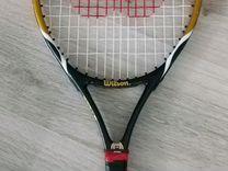 Детская Ракетка для большого тенниса Wilson, б/у
