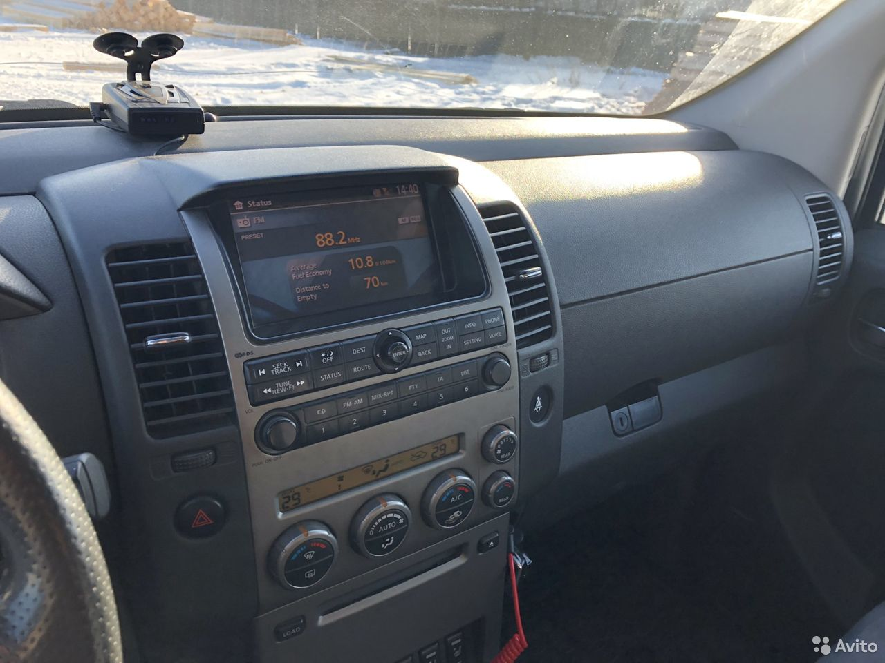 Nissan Pathfinder, 2007  89025624866 купить 9