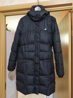 Пуховик женский 46-48 размер adidas
