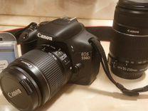 Фотоаппарат Canon EOS 550D (полный комплект)