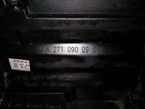 Корпус воздушного фильтра мерседес 203