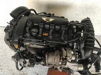Двигатель мини клабмен 1.6 N14B16 A