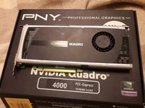 Видеокарта Quadro 4000 — Товары для компьютера в Казани