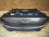Бампер передний Форд Фокус 3 рестайлинг