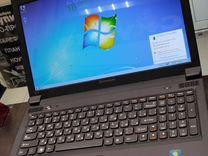 Ноутбук lenovo 2ядра 2гига