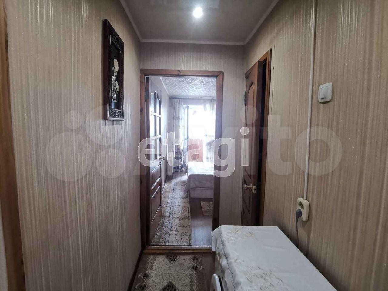 3-room apartment, 61 m2, 4/9 FL.  89610020640 buy 9