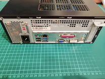 Офисный i5 3470S / 8GB в Mini ITX корпусе