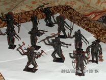 Солдатики СССР, индейцы, рыцари