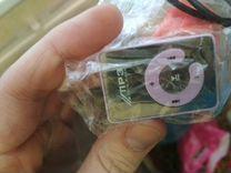 2 MP3 плеера новых